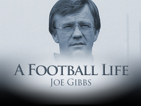 Watch: 'A Football Life': Joe Gibbs on how his football life began