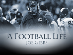 Watch: 'A Football Life': Gibbs' life was football and more football
