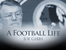 Watch: 'A Football Life': Joe Gibbs on missing his sons grow up