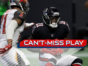 Can't-Miss Play: Mohamed Sanu, Julio Jones team up for WILD wildcat TD