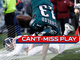 Watch: Can't-Miss Play: Nelson Agholor goes into flip mode for TD