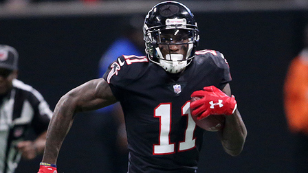 Julio Jones passes Anquan Boldin for most receptions in ...