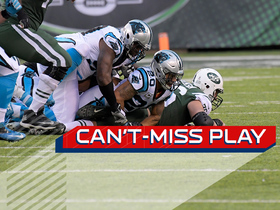 Can't-Miss Play: Panthers ambush McCown, Kuechly scoops and scores huge TD