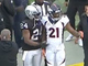Watch: Marshawn Lynch escorts Aqib Talib out of stadium after ejection