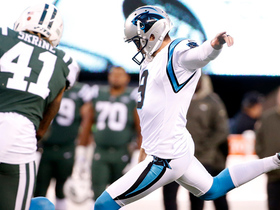 Graham Gano hits clutch 45-yard field goal with 22 seconds to cap off Panthers victory