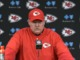 Watch: Reid on replacing Alex Smith: 'That's not where I am right now'