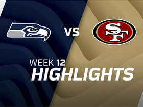 Seahawks vs. 49ers highlights | Week 12
