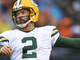 Watch: 57-yard FG attempt by Mason Crosby doesn't come close
