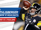 Watch: Ben Roethlisberger highlights | Week 12