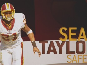 Watch: Sean Taylor career highlights | NFL Legends