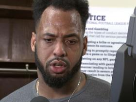Derrick Johnson on Chiefs' struggles: 'You don't point fingers'