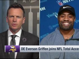 Griffen reveals son's name after asking fans for suggestions