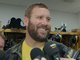 Watch: Roethlisberger: 'They get after the quarterback'