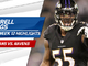 Watch: Terrell Suggs highlights | Week 12
