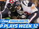 Watch: freeD: Top Plays of the Week | Week 12