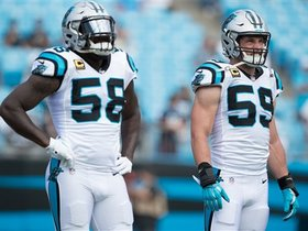 Thomas Davis: Panthers believe in each other as a group