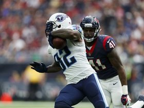 Delanie Walker: Titans need to execute this week against the Texans