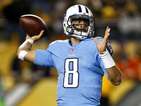 Delanie Walker: What you see is what you get with Marcus Mariota
