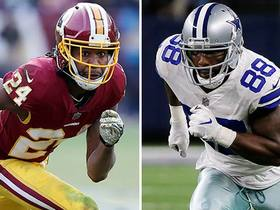 Matchup to watch: How Josh Norman will cover Dez Bryant