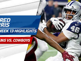 Alfred Morris highlights | Week 13