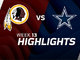 Watch: Redskins vs. Cowboys highlights | Week 13