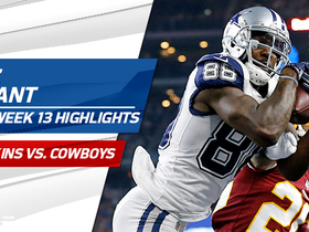 Dez Bryant highlights | Week 13