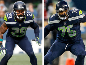 James Palmer: Seahawks expect Earl Thomas, Duane Brown to play Sunday