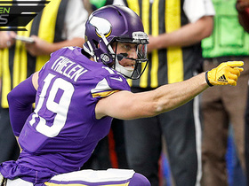 Next Gen Stats: Breaking down Adam Thielen dominance