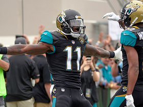 Bortles stays patient, finds Marqise Lee in tight coverage for TD