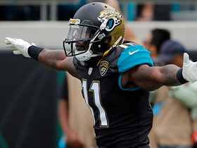 Marqise Lee salvages bad throw, makes an unreal one-handed grab