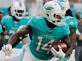 Jarvis Landry shows off footwork with 25-yard catch
