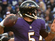 Watch: Flacco throws down sideline to Wallace for 23-yard gain