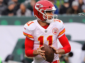 Alex Smith explodes for 70-yard rush, his longest since 2013