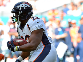 C.J. Anderson churns out 25 yards after catching checkdown
