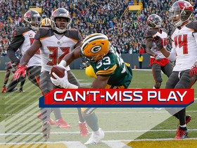 Can't-Miss Play: Aaron Jones scores walk-off TD on first carry of game