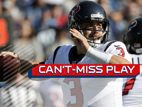 Can't-Miss Play: Tom Savage completes miracle pass on fourth-and-19