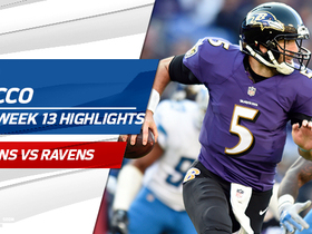 Joe Flacco highlight | Week 13