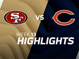 49ers vs. Bears highlights | Week 13