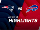 Watch: Patriots vs. Bills highlights | Week 13
