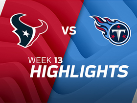 Texans vs. Titans highlights | Week 13