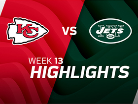 Chiefs vs. Jets highlights | Week 13