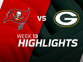 Buccaneers vs. Packers highlights | Week 13