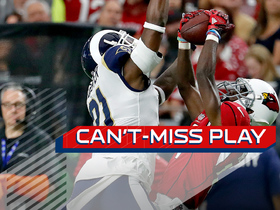 Can't-Miss Play: J.J. Nelson MOSSES Kayvon Webster for 26 yards