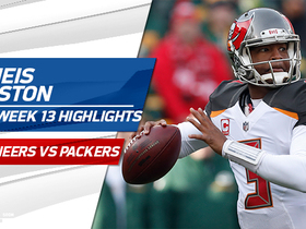 Jameis Winston highlights | Week 13