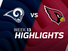 Rams vs. Cardinals highlights | Week 13