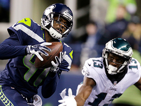 Byron Maxwell puts the game on ice with end-zone INT