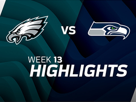 Eagles vs. Seahawks highlights | Week 13