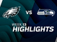 Watch: Eagles vs. Seahawks highlights | Week 13