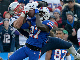 Should Rob Gronkowski be suspended for his hit on Tre'Davious White?