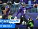 Watch: freeD: Canady's pressure sets up Weddle's game-clinching INT | Week 13
